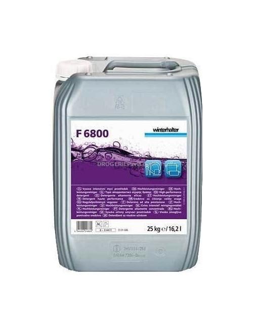 Środek myjący, wysokowydajny, f6800 25kg Winterhalter